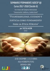 Seminario Permanente 18 de diciembre